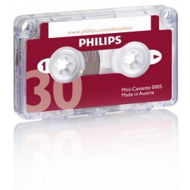 MINI CASSETTE PHILIPS