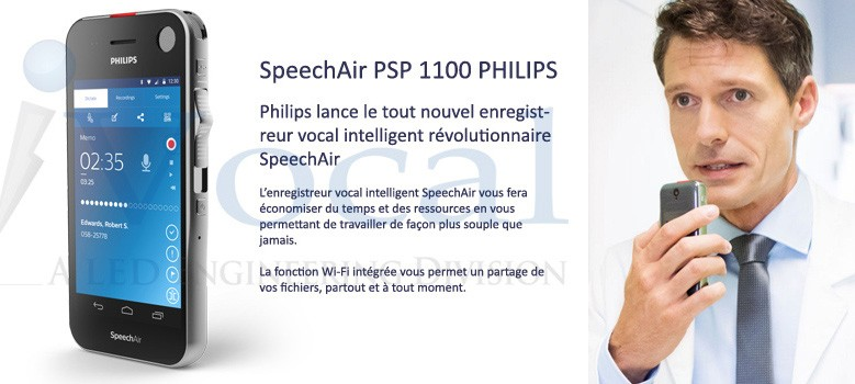 SpeechAir Philips